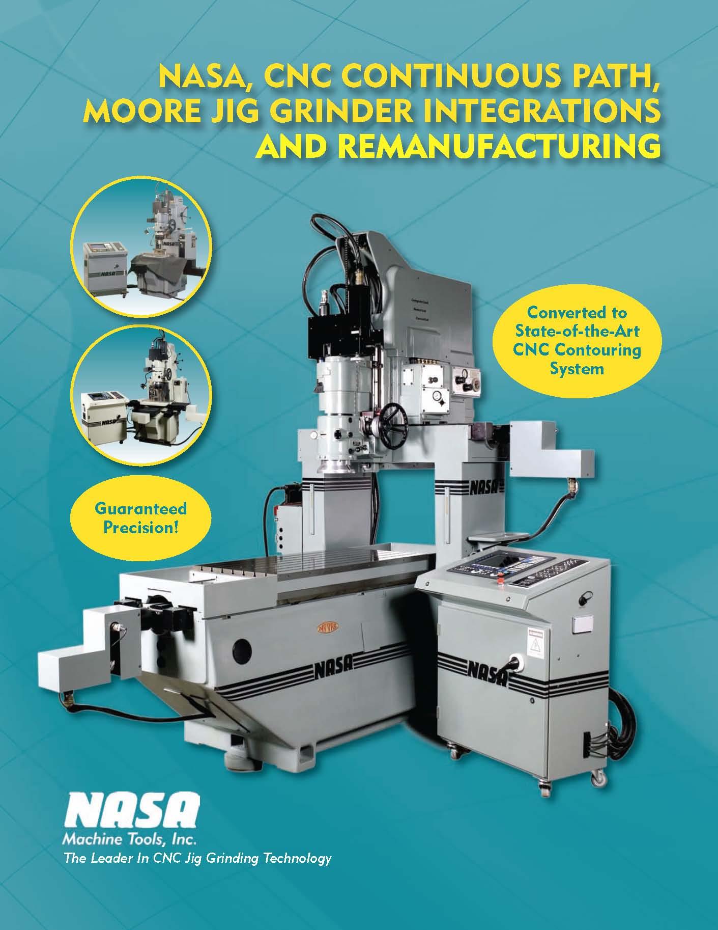 nasa machine tools